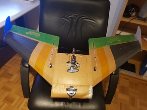 FliteTest FT Spear wing tips / winglets