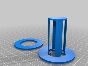 Ring Magnet Hover Spindle