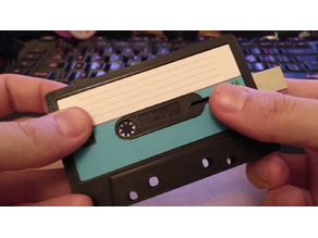 Cassette Tape USB Mixtape