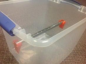 20mm pole bracket for filament storage box