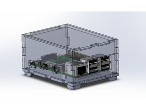 MINI BOX RASPBERRY PI 3 - RECALBOX OFFICIEL