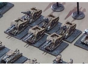 Epic Scale Vraksian Minotaur Proxy