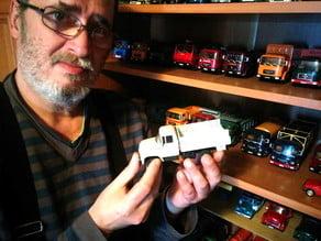 3D Printed 1960 Trucks