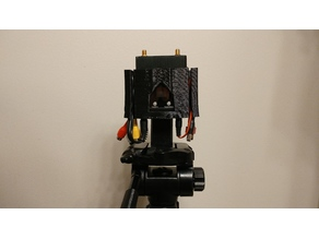 Modular FR632 VRX Tripod Ground Station