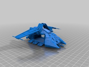 Star Wars Imperial Drop Ship 19BBY
