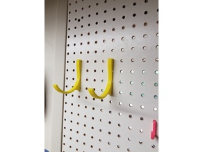 pegboard spray can holder