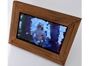 Picture frame for Amazon Fire tablet 1st Gen (2011)