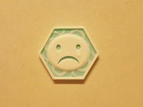 Sad Water Tile (hex)
