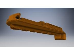 Nerf Demolisher Nerf-Rail Conversion