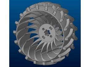 Robomow Wheel left - SPP7021A