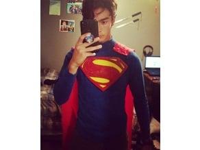 Superman Cosplay logo/belt