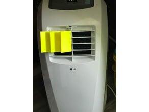 LG Portable AC Diverter