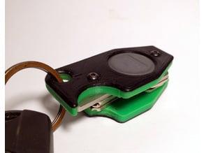 HID ProxKey III keyfob key sheath