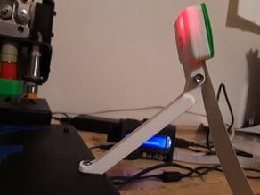 Raspberry Pi Camera Strut