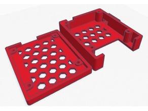 Orange Pi R1 Case Remix - Antenna Mount + M3 Screws
