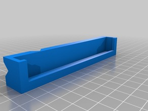 My Customized Friction-fit vise soft jaws