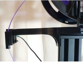 2020 Filament Runout Sensor Snap on (Slide on) Mount for Ender-3 and others