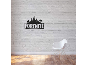 FORTNITE 2D WALL ART