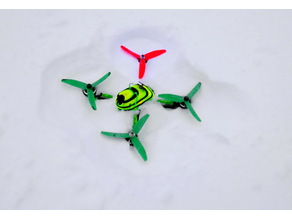 FlyShark GEP-BX Canopy GEPRC replica