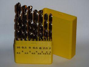 Parametric Drill Bit Case