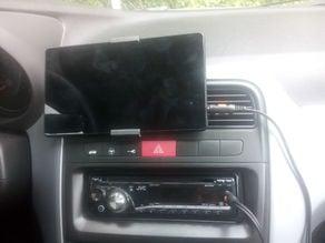 Nexus 7 (2013) tablet mount for Fiat (Grande) Punto