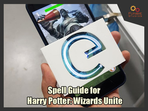 Spell Guides for Harry Potter: Wizards Unite