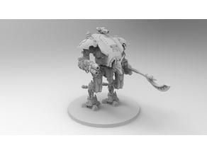 Anubis Conversion for Armor Bearer