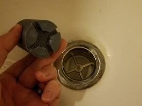 Tub Drain Removal Tool