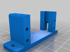 Servo Mount (Vertical AND Horizontal Mount)