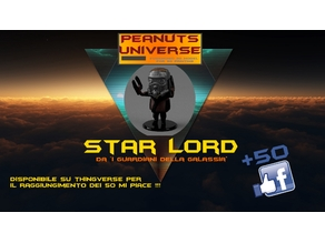 Peanuts Universe : Exclusive Star Lord