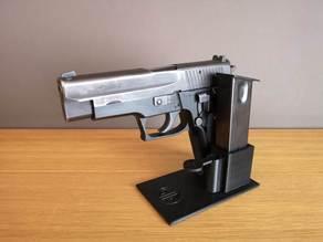 Gun stand - Sig Sauer P226 - Range Edition