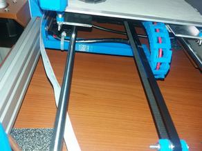 Anet AM8 Y cable chain frame mount