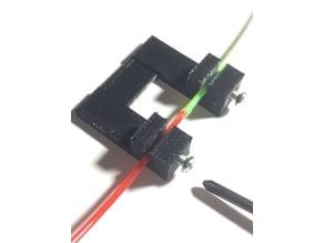 Filament Splice Helper - splicer
