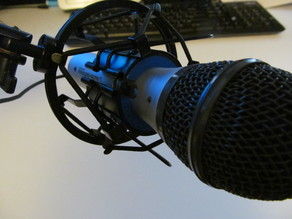 Mic Adapter for shock mount