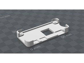 Raspberry Pi Zero Case modifyed version