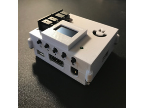 Raspberry Pi 3A+ with Pi1541 IO Hat Case