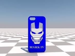 Iron man phone case