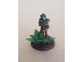 28mm soldiers with plasma rifles