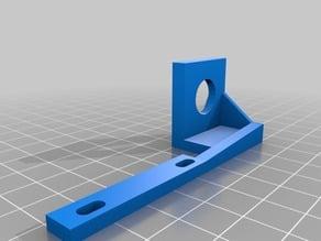 Printrbot LC+ v2 auto-leveling probe bracket