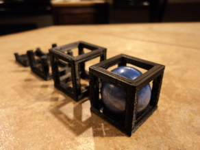 Ball in cube (or Rolling Cube)
