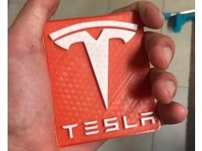 Tesla Logo (Name + T-logo)