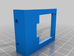 OLED Screen bracket for Switchdoc OLED SSD1306