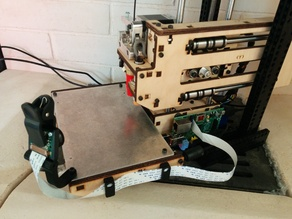 RPi and camera support for Printrbot Simple Maker's Kit (1405) version 2