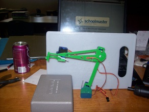 Simple 9g Servo Arm