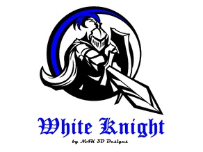 White Knight Belt Printer