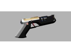Oblivion Hand Gun