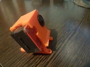 sj4000 adapter alien frame