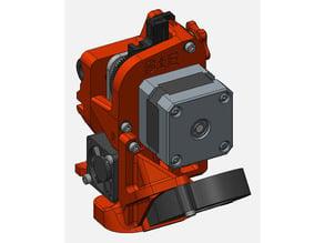 Prusa i3 MK2 Upgrade kit for E3D Titan Extruder by S±E