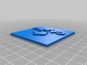 logo CAASO 3D
