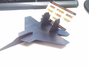 F-15 Business Card Holder